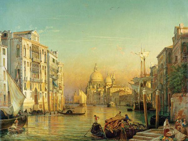 170357 - Puzzle Gran Canal de Venecia, 3000 piezas, Ravensburger http://sinpuzzle.com/puzzle-3000-piezas/2578-170357-puzzle-gran-canal-de-venecia-3000-piezas-ravensburger.html