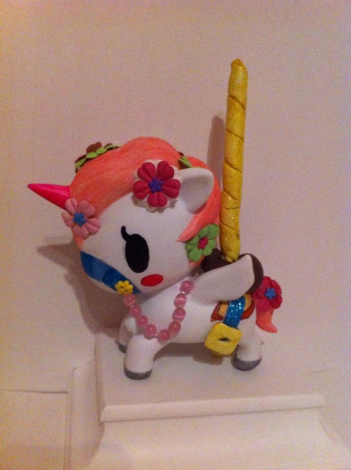 DIY Unicorno Contest - Kathy, entry# 277