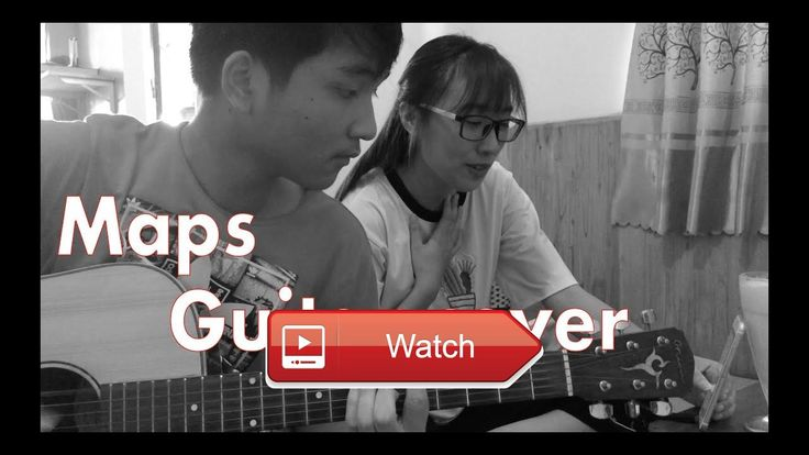 Guitar Acoustic Maps Maroon Cover by Vn Anh ft nhd  AK Acoustic Maps Maroon Cover by Vn Anh Mo ft nhd