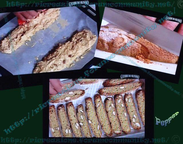 Biscotti all'arancia e mandorle di L.Ravaioli