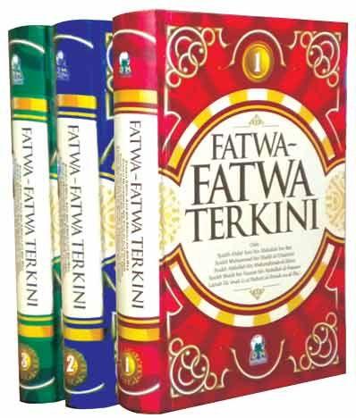 Buku Fatwa-Fatwa Terkini merupakan kumpulan fatwa-fatwa atau tanya jawab masalah-masalah agama dari beberapa ulama yang berkompeten, yang didalamnya terdapat mutiara-mutiara fatwa yang sangat dibutuhkan kaum muslimin.