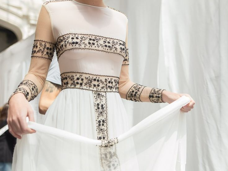Costura Española Madrid 2015 / Foto Lazarina Kanorova