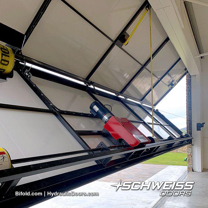 Ireland Helicopter Hangar Garage Door Design Glass Garage Door Folding Garage Doors