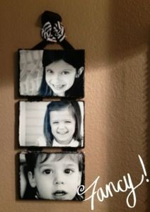 DIY Mod Podge Photos on Canvas!  Without a doubt, this will be added as one of my top favorite project ideas from Pinterest!  It was the perfect craft for me because I take tons of photos and LOVE using them as home décor.  If your looking for a fun gift idea this would be perfect for those Grandparents, or even yourself!