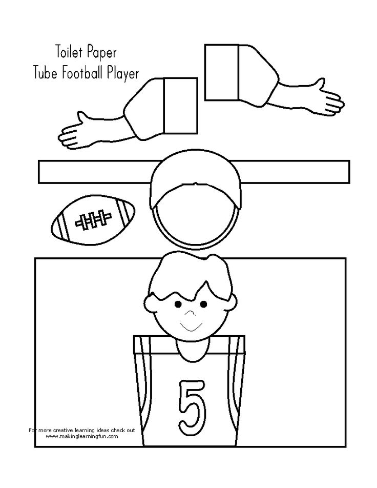 8 best football printable images on Pinterest American football