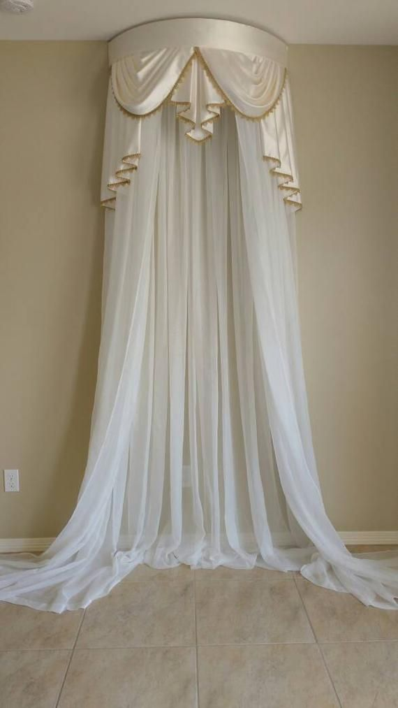 Letto A Baldacchino Prezzi.Elegant Crown Canopy Price Includes Crown Curtains And Canopy