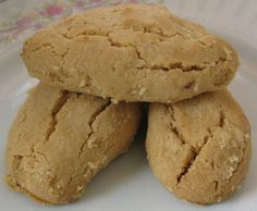 SeMaVeR: tahinli fındıklı kurabiye