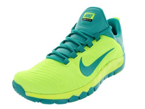 Nike Mens Free Trainer 50 VoltTurbo Green Training Shoe 10 Men US ** Find out more about the great product at the image link.