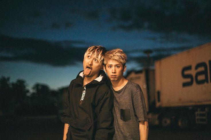 ONE OK ROCK taka&ryota