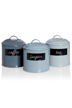 Buy Set Of 3 Tins from the Next UK online shop