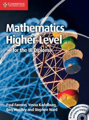 This title forms part of the completely new Mathematics for the IB Diploma series.This highly illustrated coursebook has been written to specifically cover the new IB Higher Level syllabus. Cambridge University Press