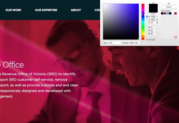 How to test colour contrast for web accessibility