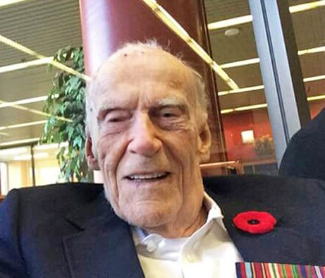 Ted Davis now lives in the Sunnybrook Hospital facility in Toronto for veterans. During World War Two, he flew with the Royal Canadian Navy. He turned 95 years old on December 28, 2016. For more: www.elinorflorence.com/blog/minesweeper-torpedo