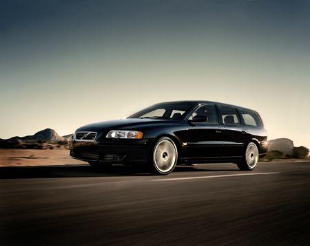 Volvo V70 LOVED THIS CAR