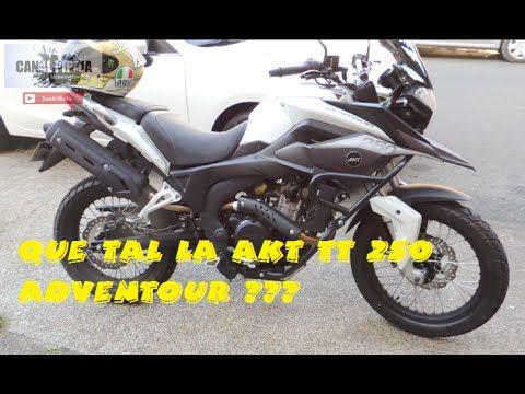 Que tal La AKT TT 250 Adventour, Analisis