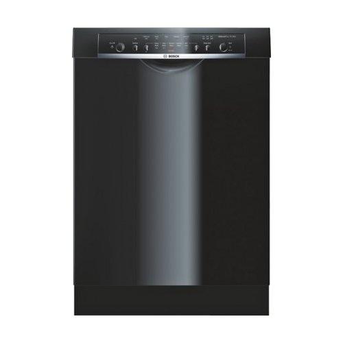 Black Built-In Dishwasher – Bosch 24 In.