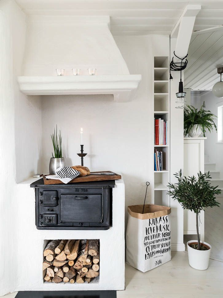 A COSY SCANDINAVIAN HOME THAT IS READY FOR AUTUMN