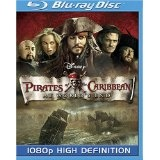 Pirates of the Caribbean: At World's End [Blu-ray] (Blu-ray)By Johnny Depp