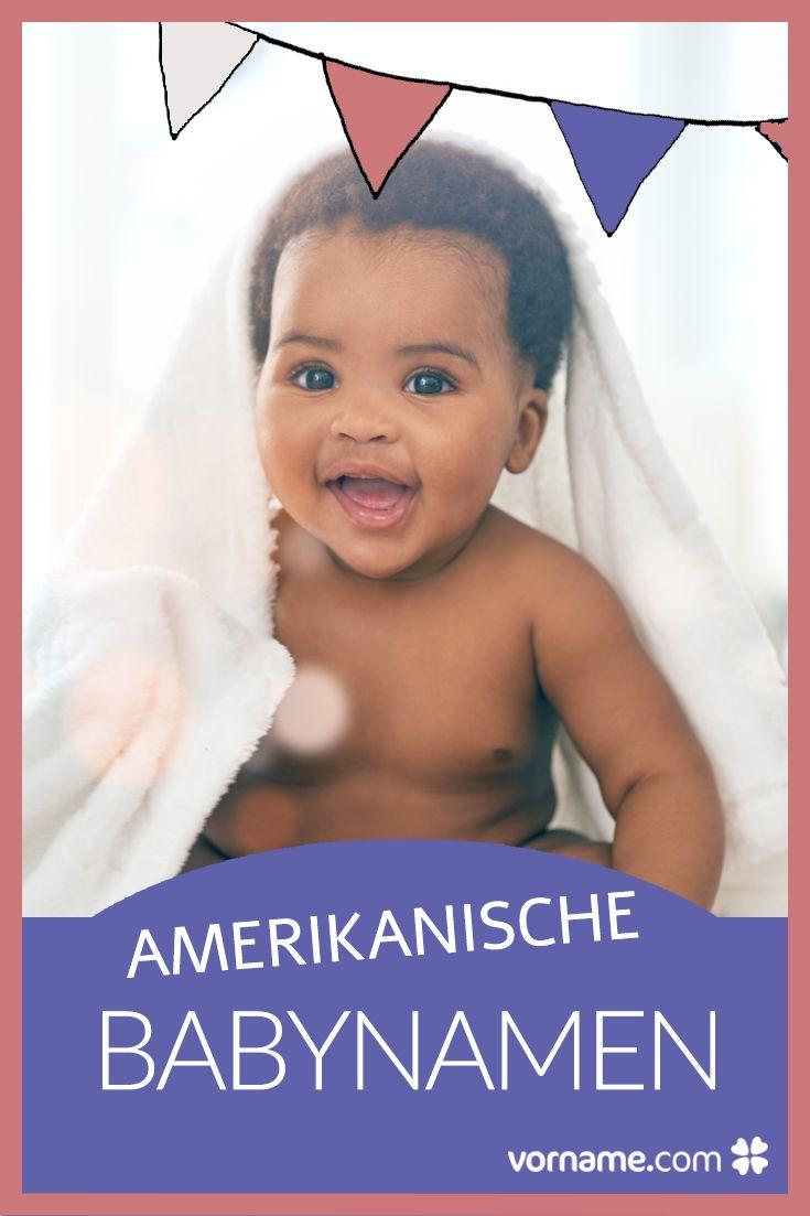 Du liebst amerikanische Vornamen? In unserer Liste findest Du beliebte US-amerikanische Babynamen und ihre Herkunft!