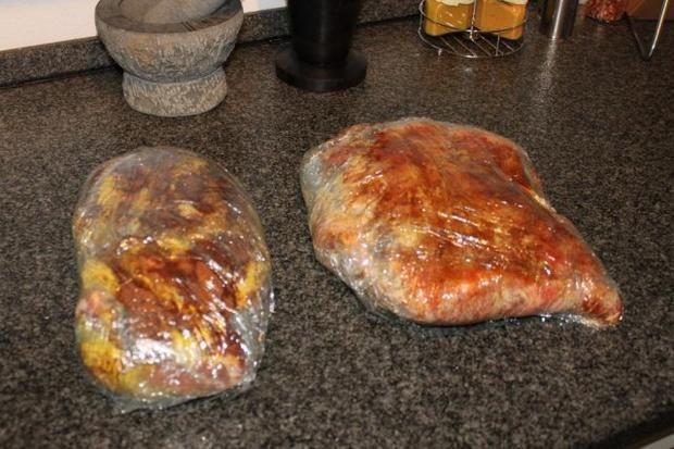 Pulled Pork North Carolina - Rezept mit Bild - kochbar.de