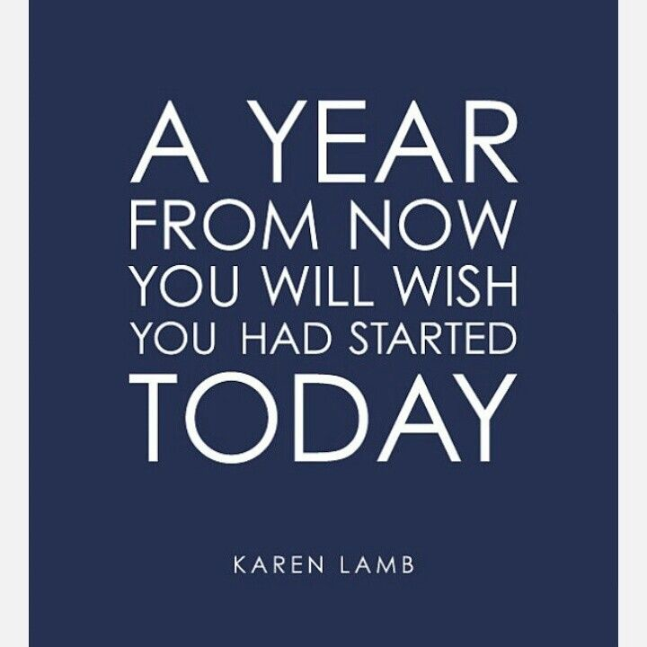 Start today. #motivation #inspiration #quote #todayistheday