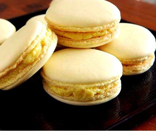 How to make Lemon Macaroons Recipe – Easy Macaroon Recipe – Simple Lemon Macaroons Cookies Recipe — Cakes recipes — Eatwell101