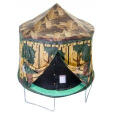 Trampolines & Parts: JUMPKING 10' ENCLOSURE COVER TREE HOUSE
