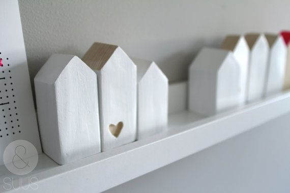Sweet little house SSmall by ensuus on Etsy, €7.95