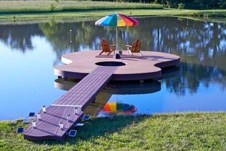 10 Surprising and Unusual Things Shaped like a Guitar (Nikki Kreuzer, Nicole Kreuzer, Guitar) - ODDEE
