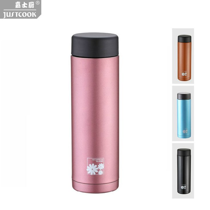 Life83 200ml vacuum flask thermos bottle cup mug  stainless steel  insulation drinkware flower design Christmas gift for car