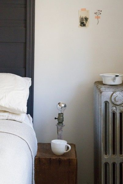Bedroom basics: At home in Brooklyn with Erin Boyle, author of Simple Matters, just out from Abrams | Remodelista