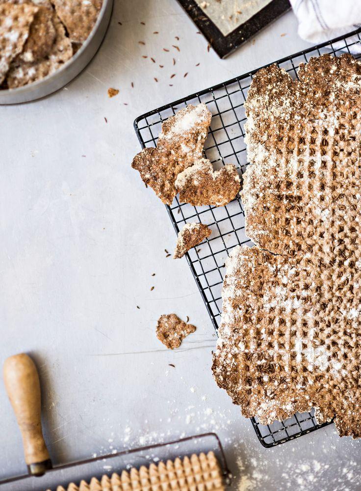 Näkkileipä | K-Ruoka  #leivonta