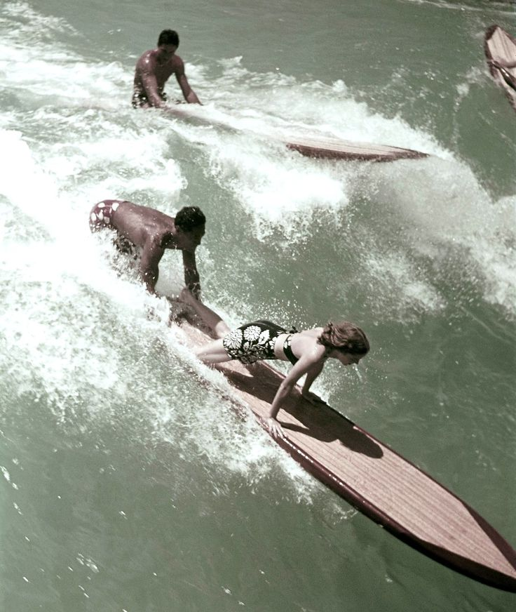 The Pre-Internet world was so much more fun and polite. #surfing #outdoors
