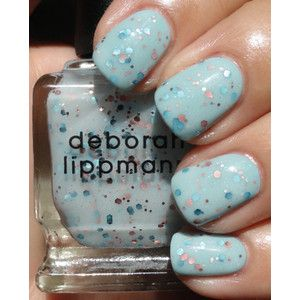 Blue mosaic: Deborah Lippmann, Cotton Candy, Nails Art, Robins Eggs, Glitter Nails, Beauty Nails, Easter Eggs, Nails Polish, Sparkly Nails