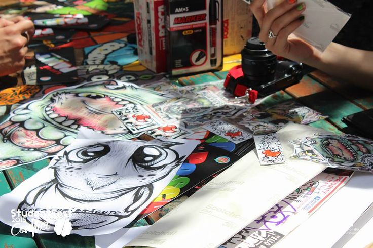 Stickere funny #Studentfest #art #stickere