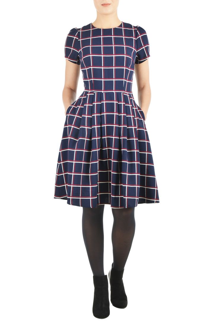 Lush with beauty dress in garden tights and boots short sleeves and - Above Knee Length Dresses Back Zip Dresses Desk To Dinner Knee Length Dressesshort Sleeve