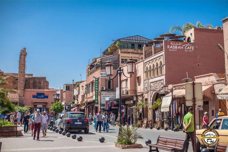 Автопутешесвие по Марокко