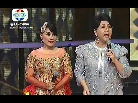 D'ACADEMY Indonesia Medley Lagu & Penghargaan Karya Maestro2 Dangdut Ind...