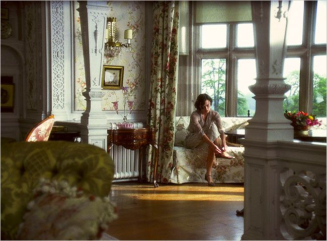 The ATONEMENT HOUSE. I'm obsessed...I wish I could find more pictures.