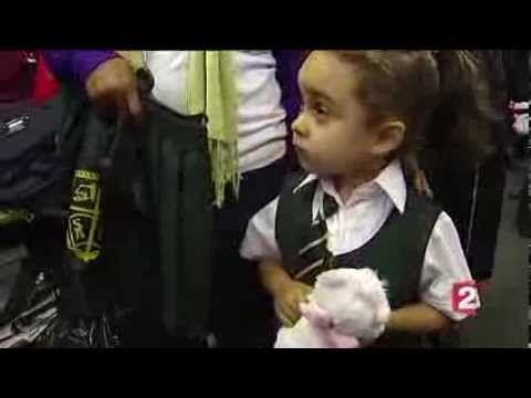 L'uniforme scolaire a toujours la cote