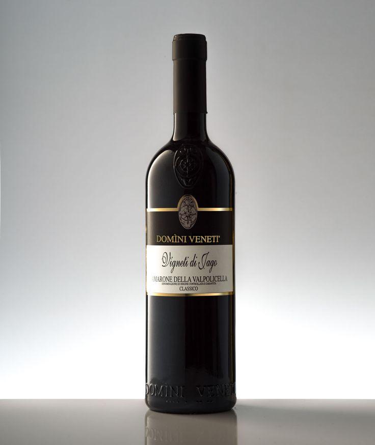 Amarone della Valpolicella Docg Classico Vigneti di Jago: entra nello shop di Domìni Veneti e acquista online questo superbo vino veronese doc.