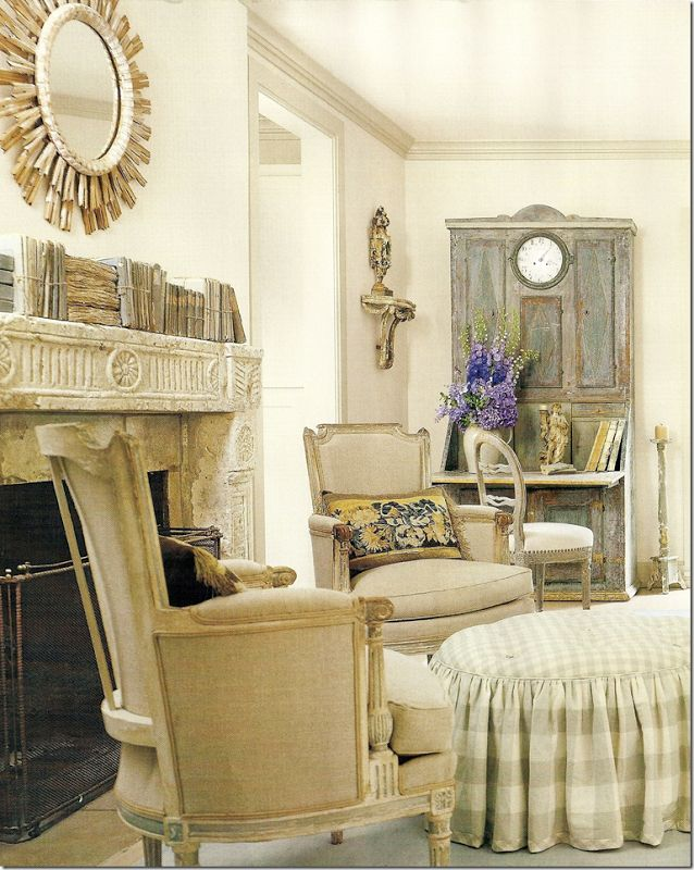 224 Best Decorliving Areas Images On Pinterest  Living Room Magnificent French Living Room Design Decorating Design