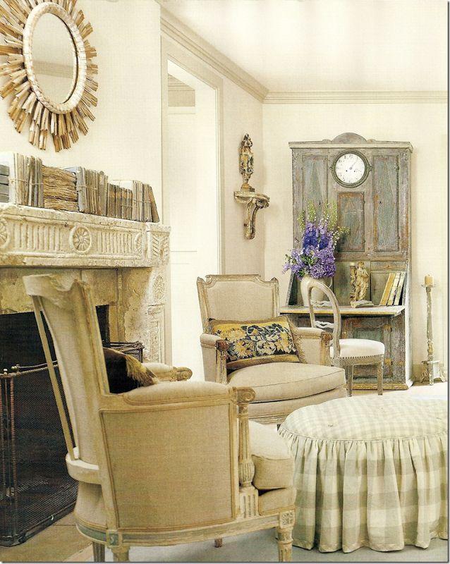 Chairs romantic interiors pinterest cote de texas for Texas themed living room