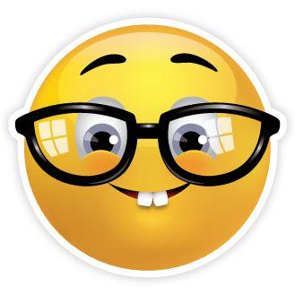 Pix For > Emoji Faces Happy- Nerd Emoji                                                                                                                                                     More