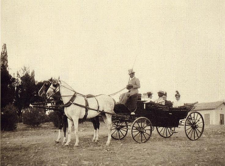 Κηφισιά, Οικογένεια Βούρου. 1890