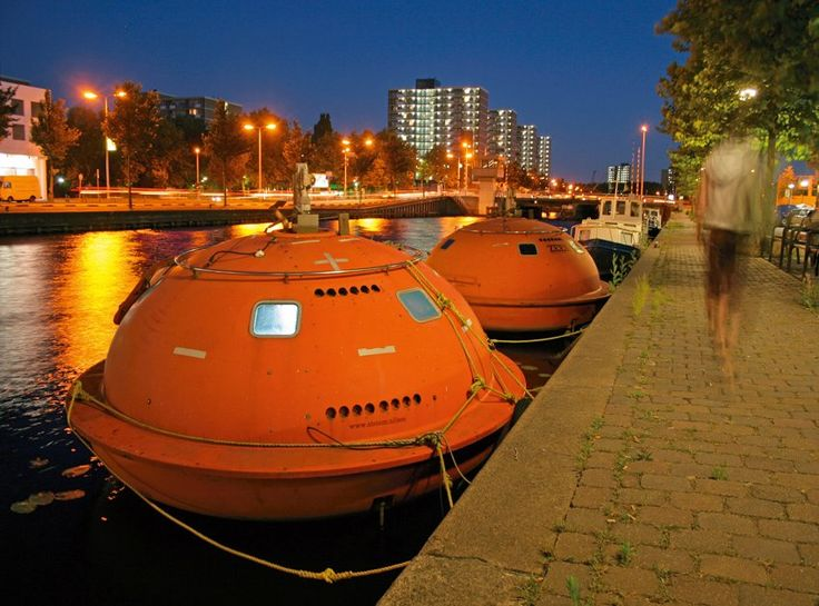 Capsule Hotel (The Hague, Netherlands)