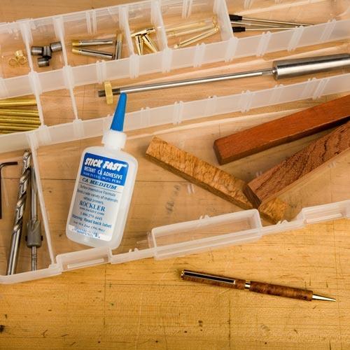 Starter Pen Turning Kit - Rockler.com