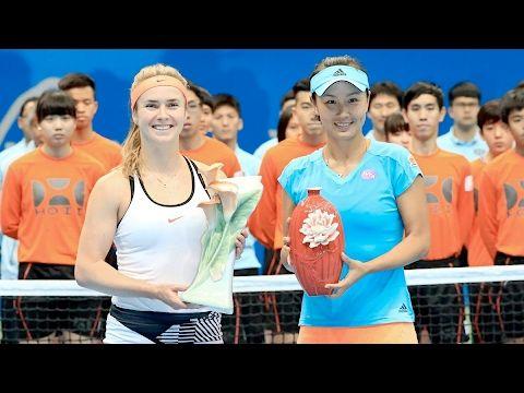 Elina Svitolina Strolls To Taiwan Open Title | UBITENNIS