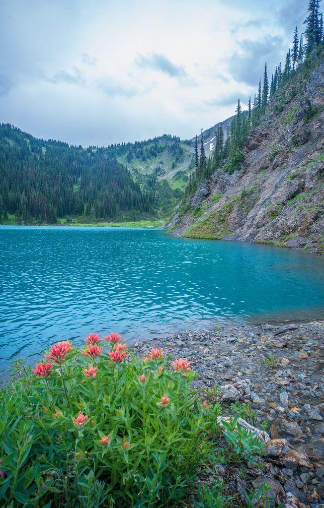 McCrae Lake, Revelstoke British Columbia, Canada