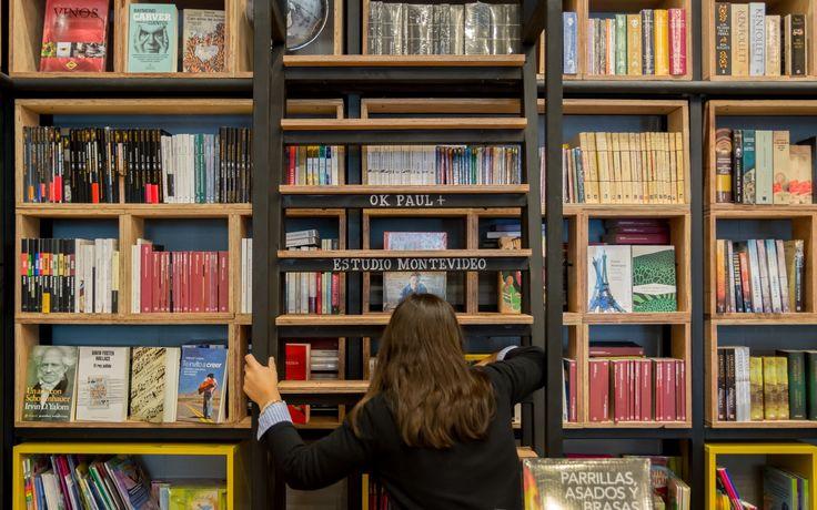 Galería de Librería Quede / Pablo Dellatorre + Estudio Montevideo - 17
